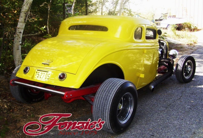Ford 5 Window Coupe 1933 price $32,500