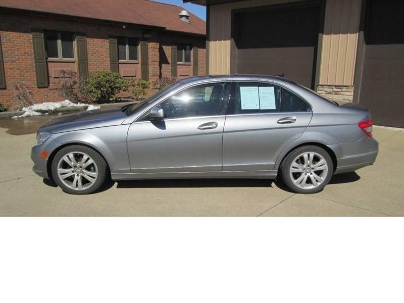 Mercedes-Benz C-Class 2009 price $6,695