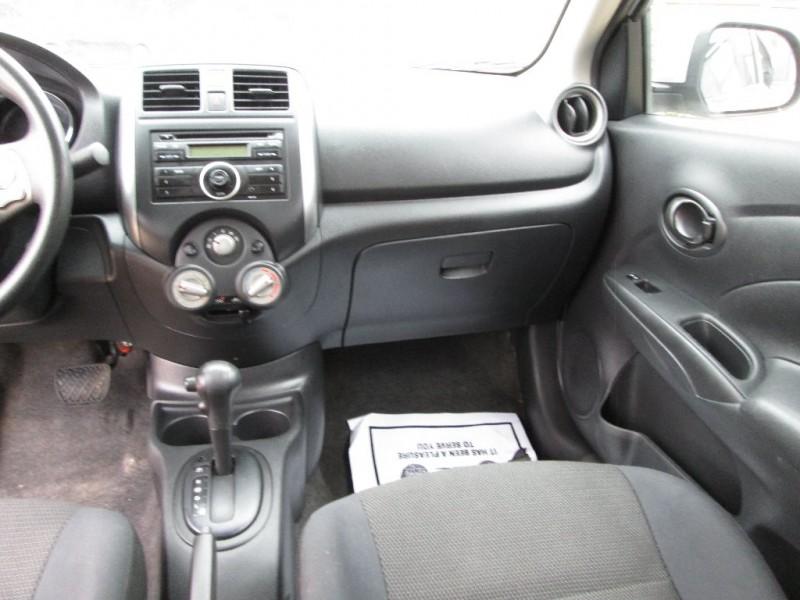 Nissan Versa 2012 price $6,300