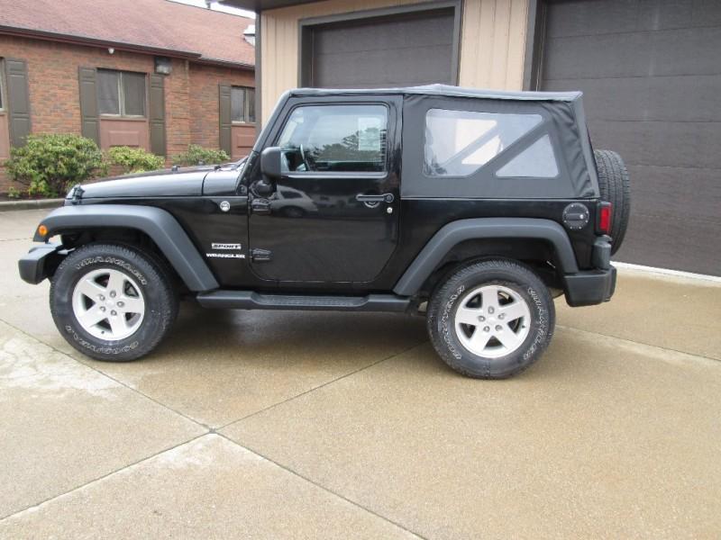 Jeep Wrangler 2012 price $16,500