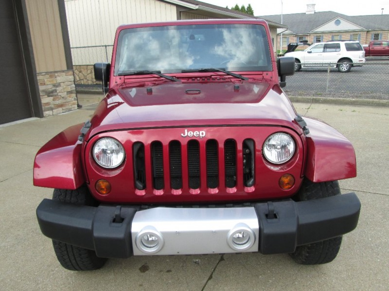 Jeep Wrangler Unlimited 2013 price $23,945