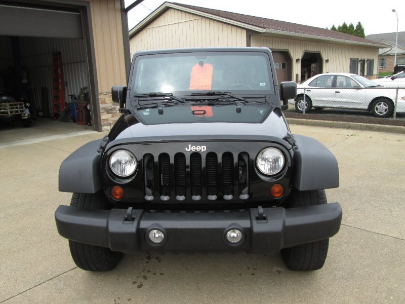 Jeep Wrangler Unlimited 2012 price $18,495