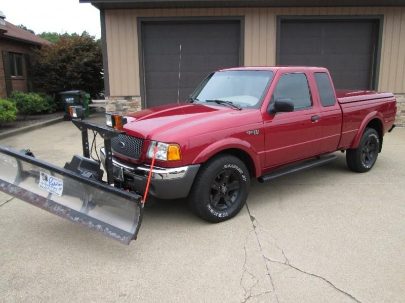 Ford Ranger 2003 price $7,995