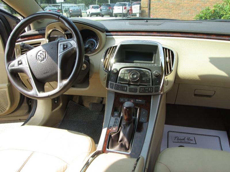 Buick LaCrosse 2010 price $6,895