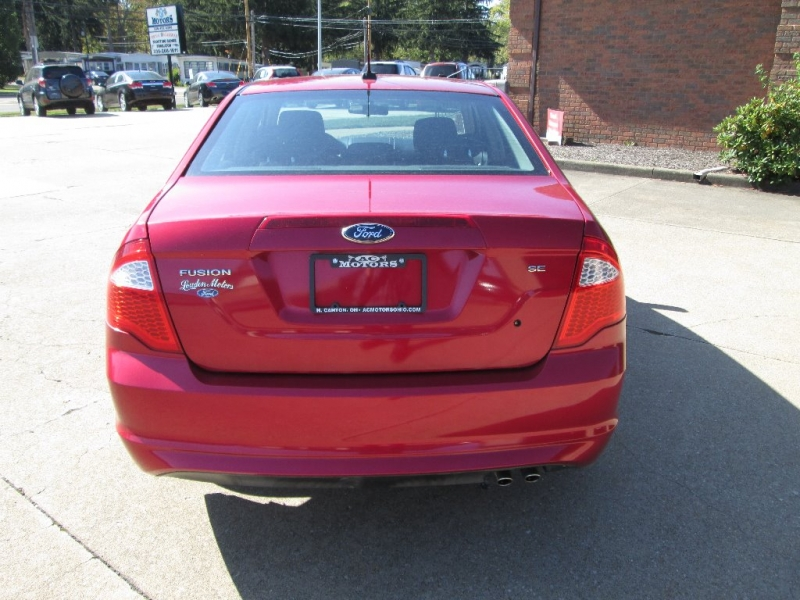 Ford Fusion 2012 price $6,795