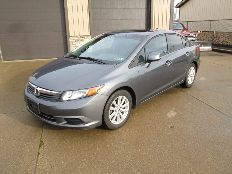 Honda Civic Sdn 2012 price $8,600