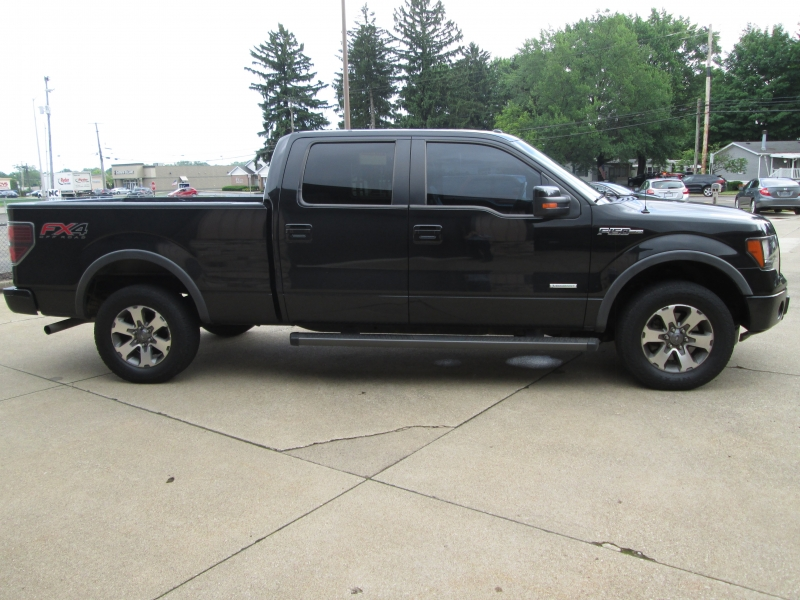 Ford F-150 2012 price $19,695