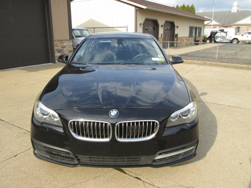 BMW 5-Series 2014 price $10,795