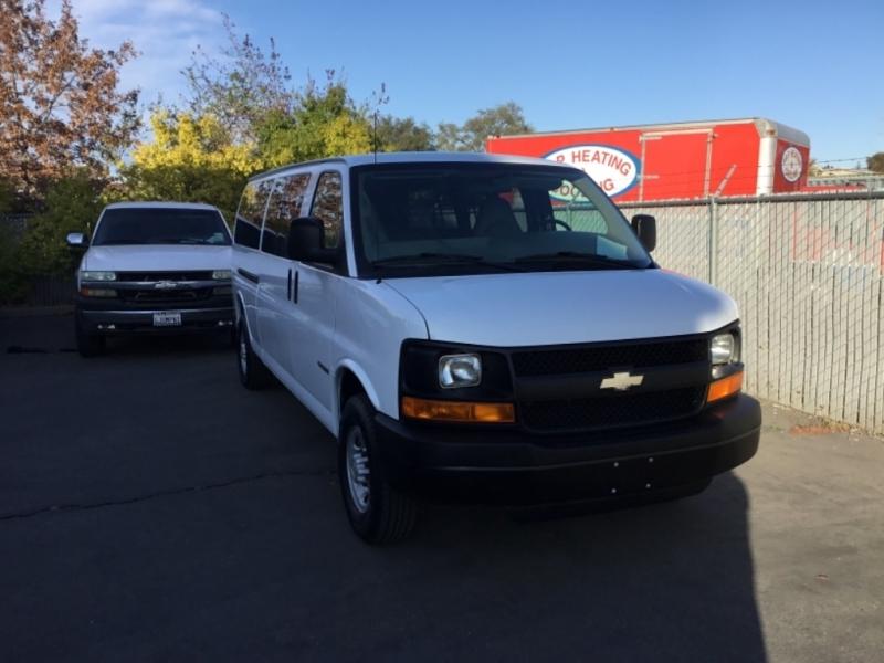 Chevrolet Express Passenger 2006 price $11,995
