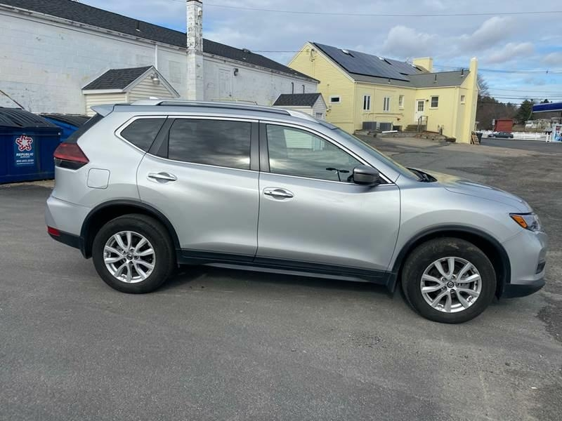 Nissan Rogue 2018 price $16,950