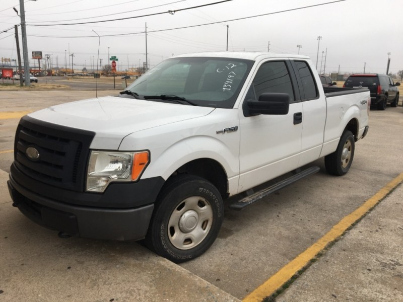 Ford F-150 2009 price $8,777