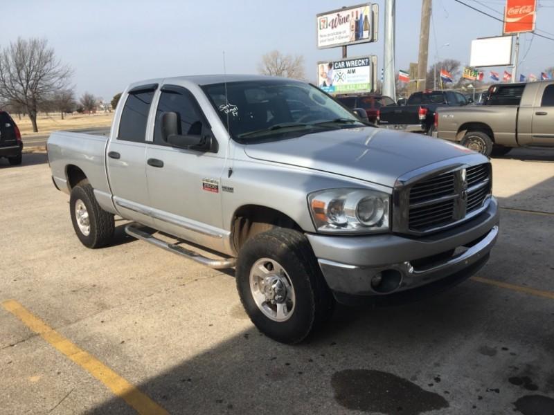 Dodge Ram 2500 2008 price $13,777