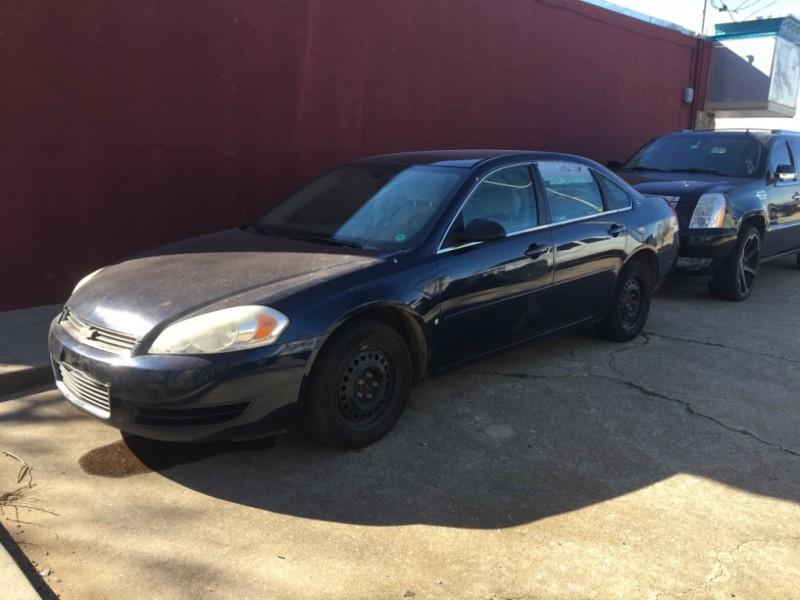 Chevrolet IMPALA 2007 price $3,177