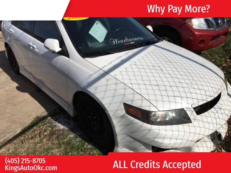 Acura TSX 2005 price $2,977