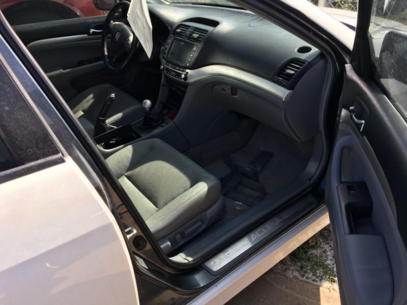 Acura TSX 2005 price $0
