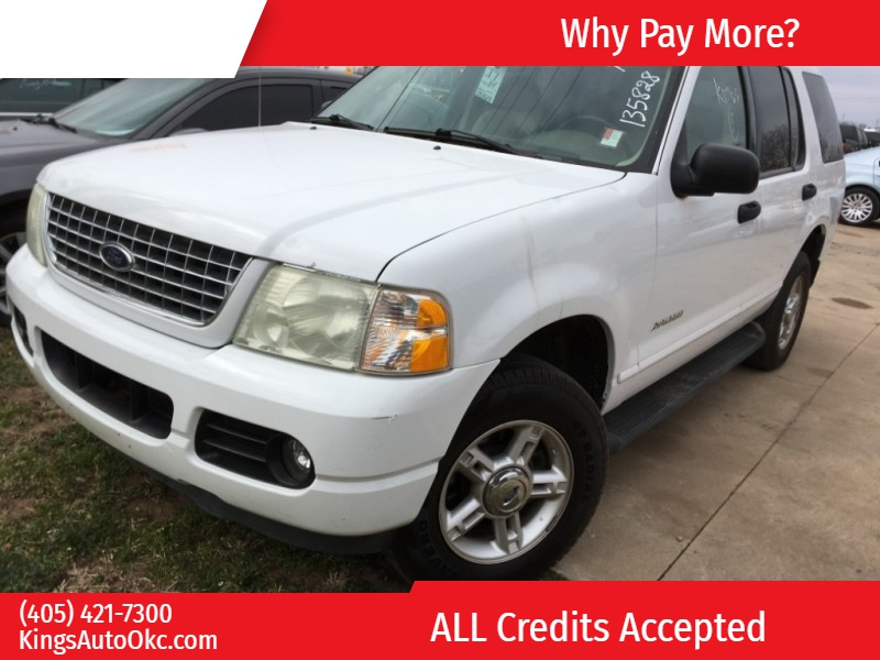 Ford EXPLORER 2004 price $2,000