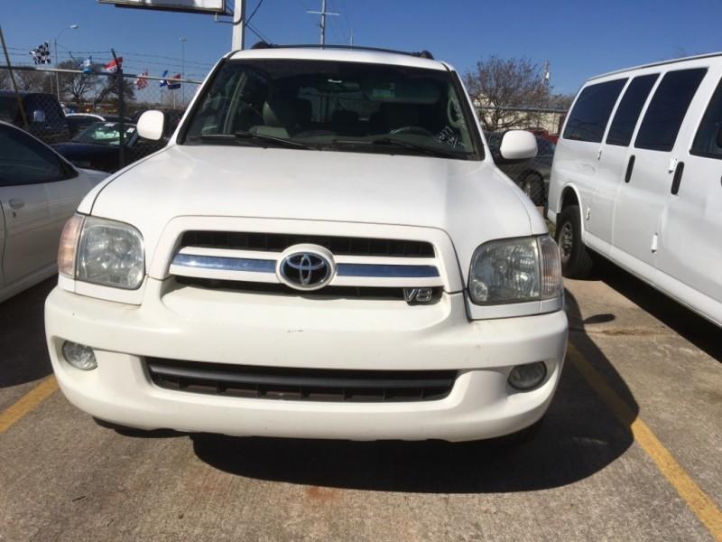 Toyota Sequoia 2006 price $3,500