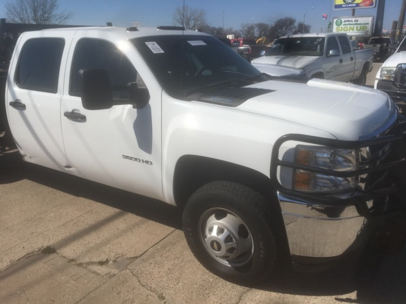 Chevrolet Silverado 3500HD 2012 price $19,977
