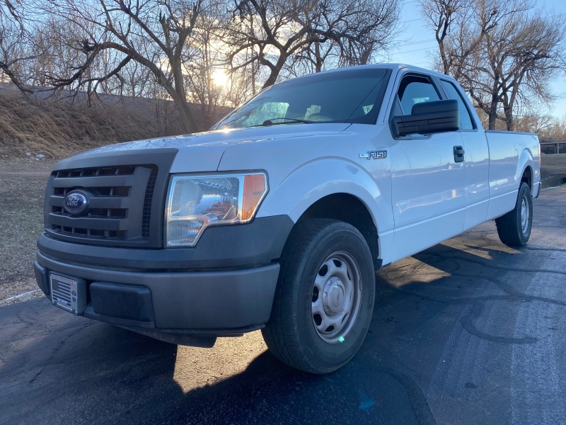Ford F-150 2012 price $5,995