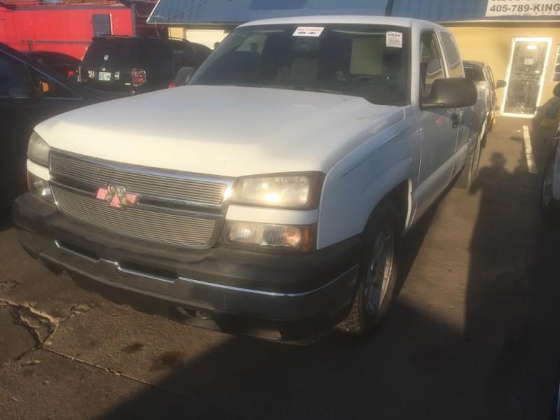 Chevrolet Silverado 1500 Classic 2007 price $9,995