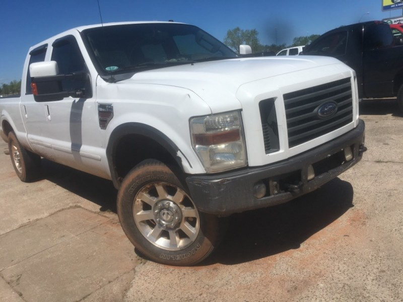 Ford Super Duty F-250 SRW 2008 price $14,777
