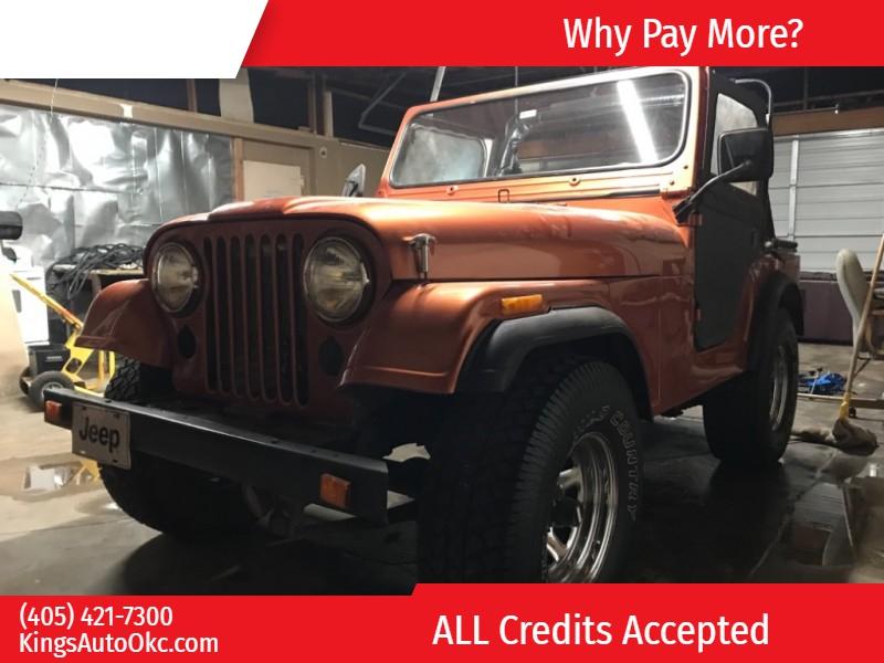 Jeep JEEP 1981 price $6,995