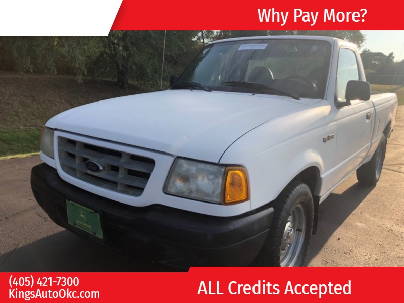 Ford Ranger 2001 price $2,495