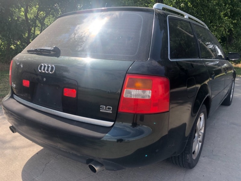Audi A6 2004 price $2,995