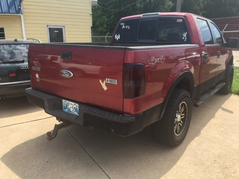 Ford F-150 2007 price $9,977