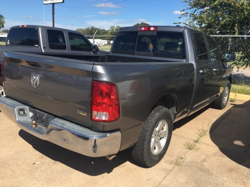 Dodge Ram 1500 2010 price $8,777