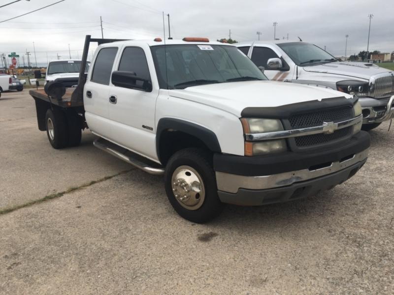 Chevrolet Silverado 3500 2004 price $5,995