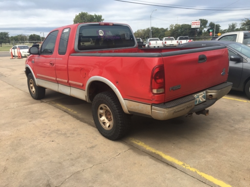 Ford F-250 1997 price $1,777