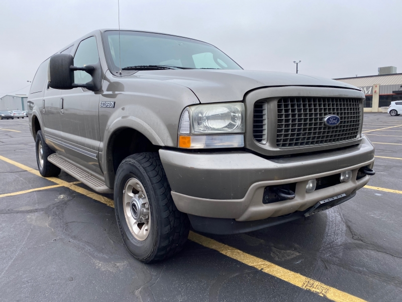 Ford Excursion 2004 price $5,995