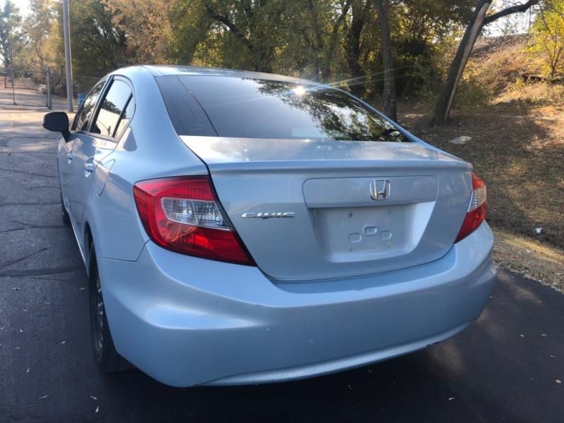 Honda Civic Sedan 2012 price $4,999