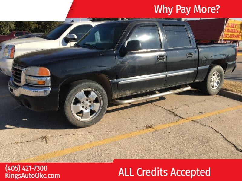 GMC NEW SIERRA 2006 price $3,195