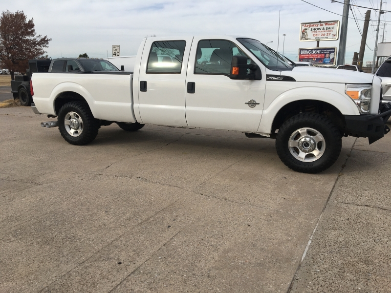 Ford Super Duty F-250 SRW 2011 price $16,995