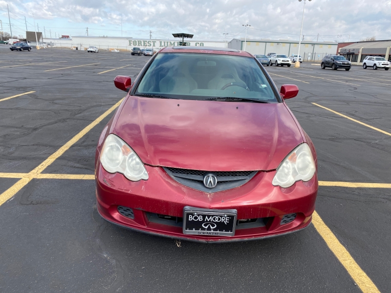 Acura RSX 2002 price $2,650