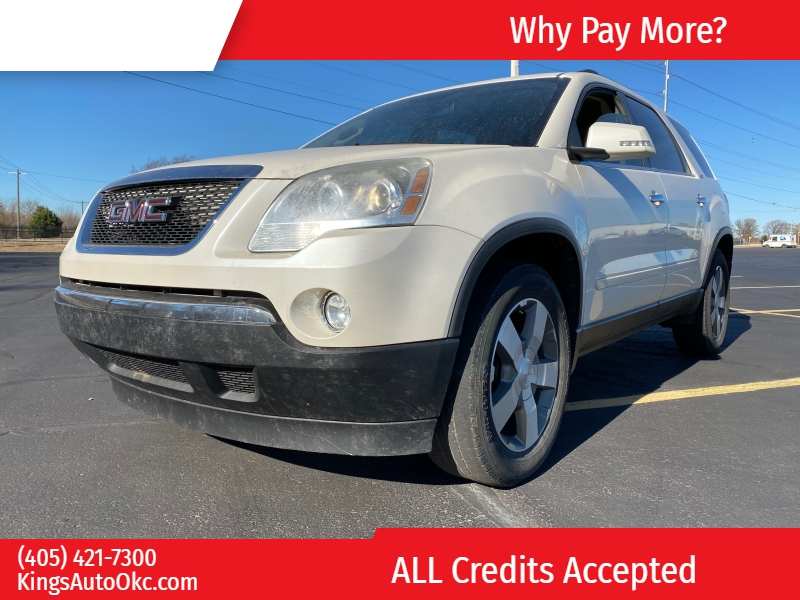 GMC Acadia 2011 price $5,995