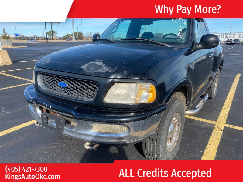 Ford F-150 1997 price $2,995