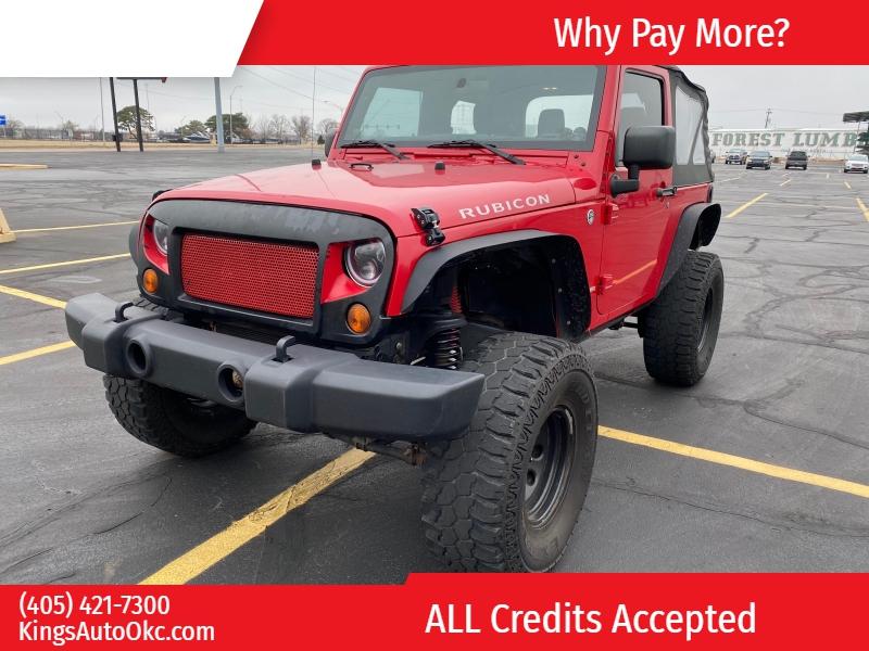 Jeep Wrangler 2012 price $9,995