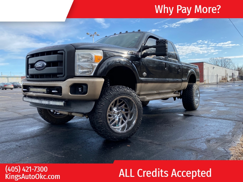 Ford Super Duty F-350 SRW 2012 price $18,995