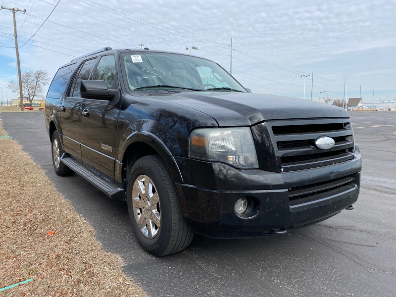Ford Expedition EL 2007 price $4,495