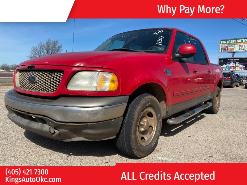 Ford F-150 2003 price $2,000