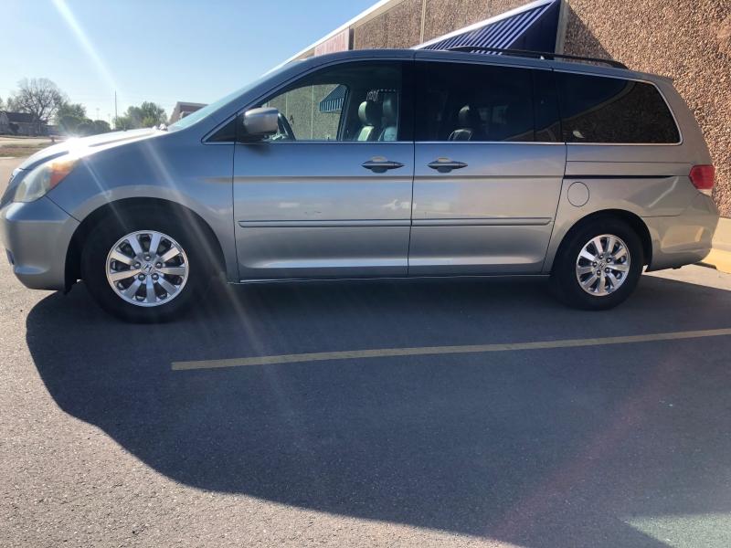 Honda Odyssey 2008 price $4,288