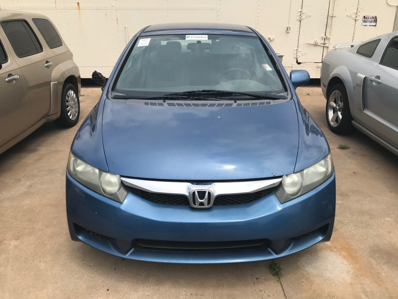 Honda Civic Sdn 2009 price $2,995