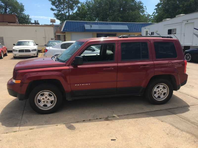 Jeep Patriot 2015 price $4,995