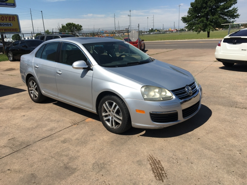 Volkswagen Jetta Sedan 2006 price $3,995