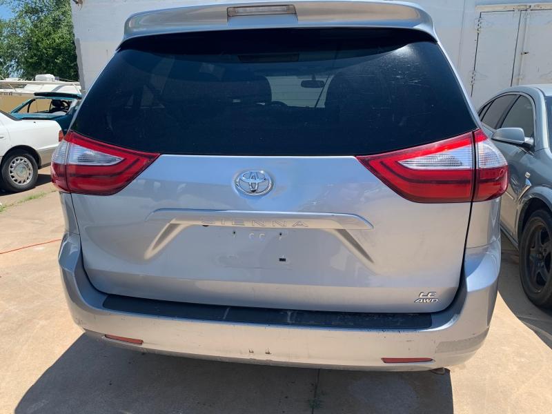 Toyota Sienna 2017 price $13,900