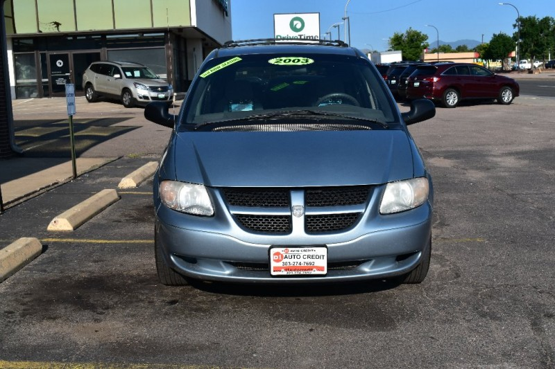 Dodge CARAVAN 2003 price Call for Pricing.