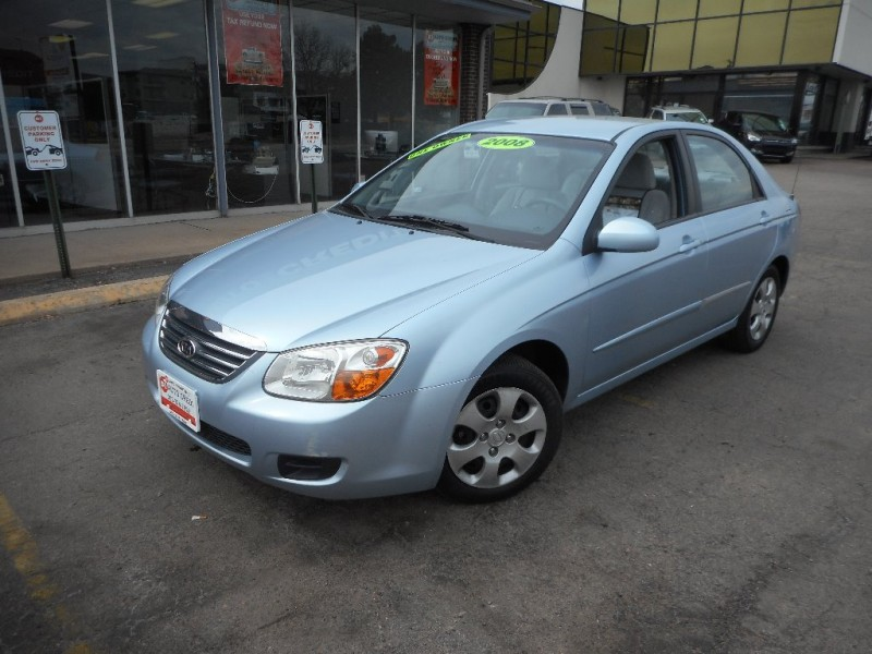 KIA SPECTRA 2008 price Call for Pricing.